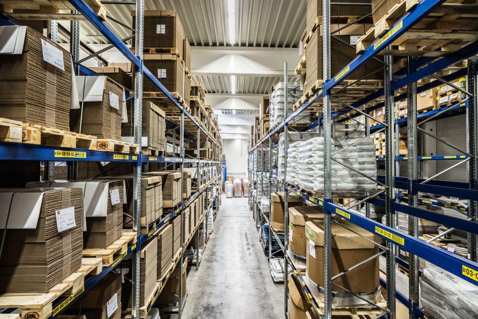 Stellenausschreibung: Lagermitarbeiter (m/w/d) mit FS CE (Fachkraft – Lagerlogistik)